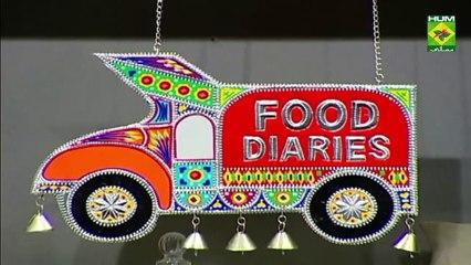 Lemon Zucchini Bread Recipe | Food Diaries | Zarnak Sidhwa | Masala TV | Food Court