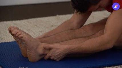 Exercices de kiné pour améliorer sa souplesse