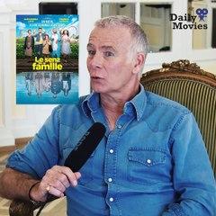 Interview : Franck Dubosc (Le Sens de la Famille)