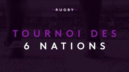 France 4- Tournoi des 6 nations U20 Irlande/ France- Bande Annonce