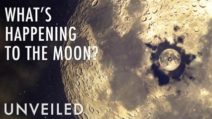 Unexplained Craters On The Moon | Unveiled