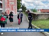 A la Une : Premier bilan pour France Relance / Le brigadier Jean-Paul