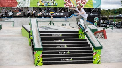 Video Highlights: Best of Roos Zwetsloot   Dew Tour Des Moines 2021