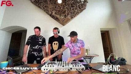 CHICKS LUV US X BLANC | FG CLOUD PARTY | LIVE DJ MIX | RADIO FG