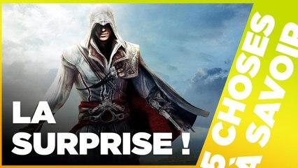 L'INFINI POUR ASSASSIN'S CREED - 5 Choses à Savoir sur Assassin's Creed Infinity