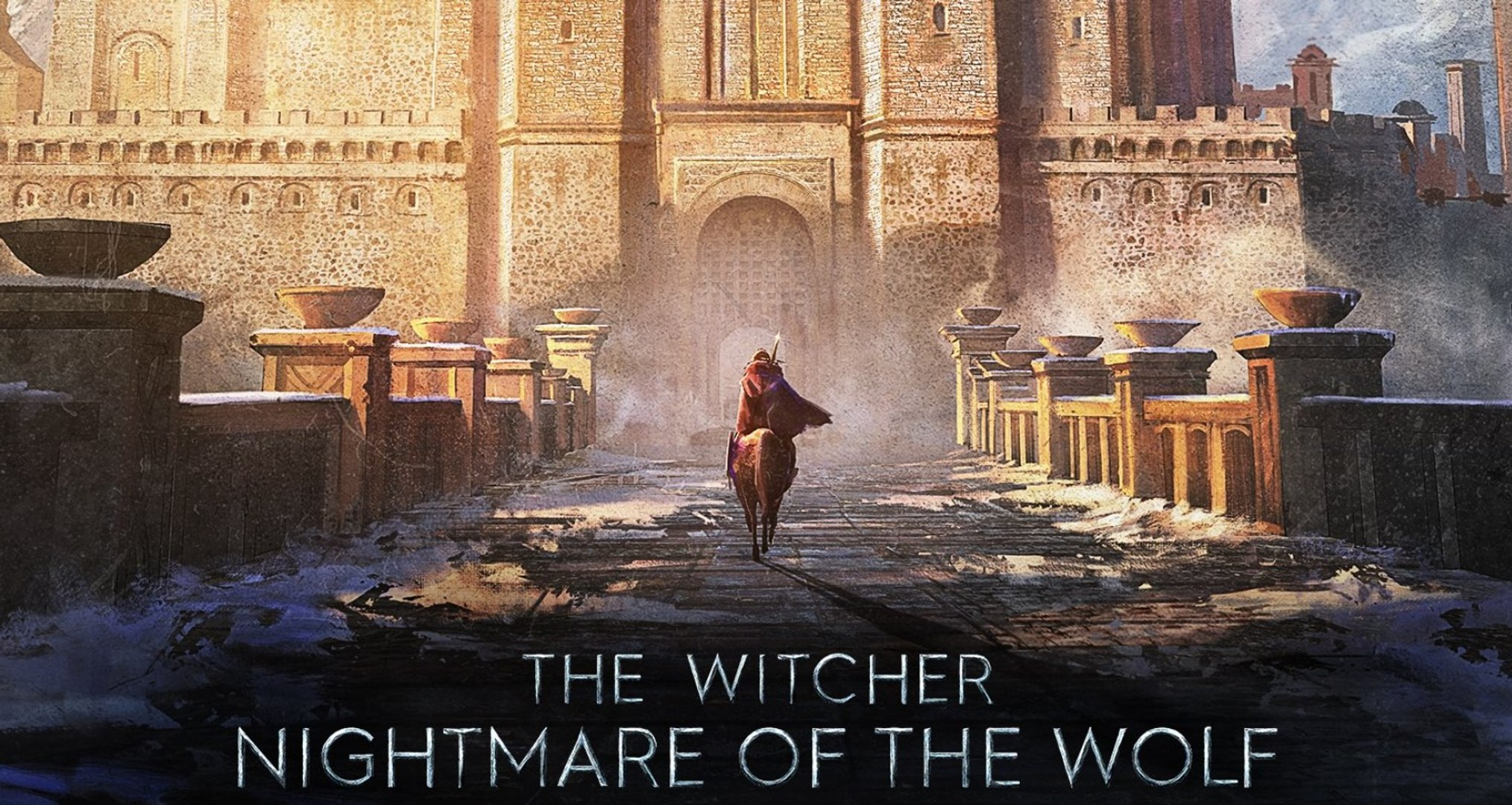 The Witcher Nightmare of the Wolf - Vídeo Dailymotion