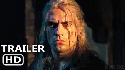 The Witcher season 2  - official trailer - Henry Cavill Netflix