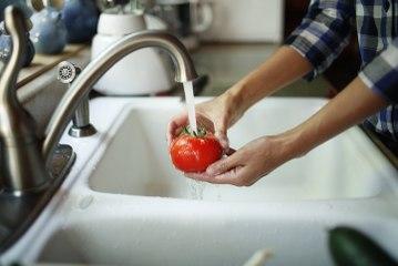 Tips para lavar tus verduras correctamente