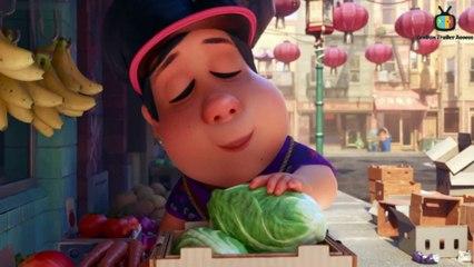 BAO Disney Pixar Short Film Official Promos - Incredibles 2 Bonus (2018)