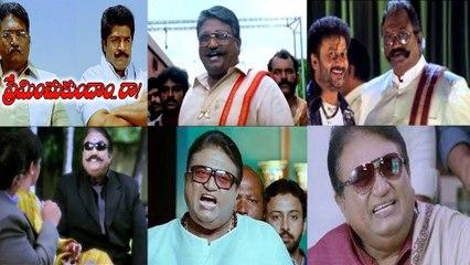 Jayaprakash Reddy Top 10 Telugu Movies || Filmibeat Telugu