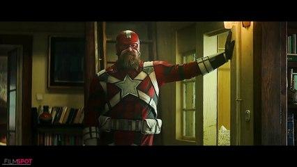Black Widow Family Dinner Scene  BLACK WIDOW (NEW 2021) Movie CLIP 4K