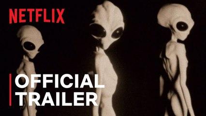 Top Secret UFO Projects: Declassified   Official Trailer   Netflix