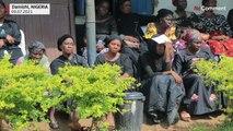 120 jovens raptados na Nigéria