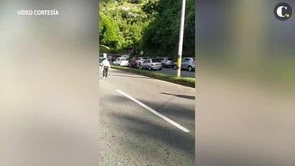 Emergencia en la Medellín - Bogotá: varios heridos en accidente entre Copacabana y Guarne