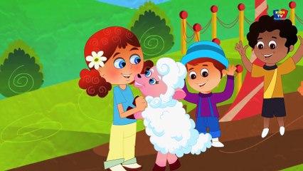 Baa Baa mouton noir - chansons pour enfants - comptines - rimes de moutons - Baa Baa Black Sheep