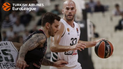 From the archive: Nick Calathes highlights