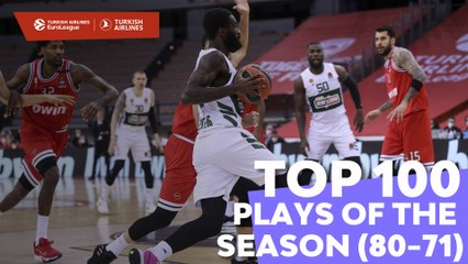 Top 100 Plays of the Season (80-71)