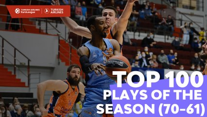 Top 100 Plays of the Season (70-61)