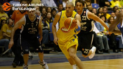 From the archive: Anthony Parker highlights