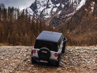Nuevo Jeep Wrangler 4xe, ya disponible