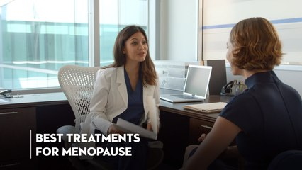 Best Treatments for Menopause