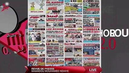 Revue de presse (wolof) Rfm du lundi 11 juillet 2021 avec Mamadou Mouhamed Ndiaye