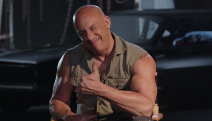 Fast and Furious 9 Cannes Festival : Vin Diesel reacts