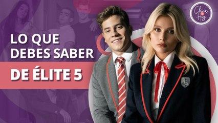 Élite de Netflix: 5 preguntas que debe responder la quinta temporada   Netflix Elite: 5 Questions Season 5 Should Answer