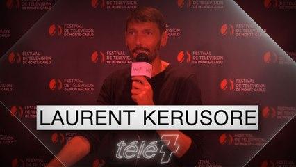 Laurent Kerusore (Plus belle la vie) : L'interview Marseille