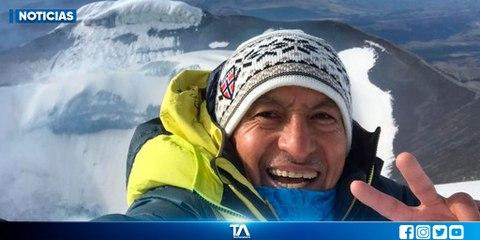 Iván Vallejo compartirá videos de sus expediciones en Youtube