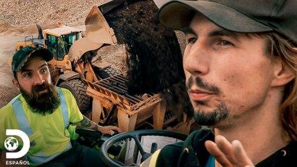Parker contrata un novato y pone en riesgo la operación | Fiebre del Oro | Discovery En Español