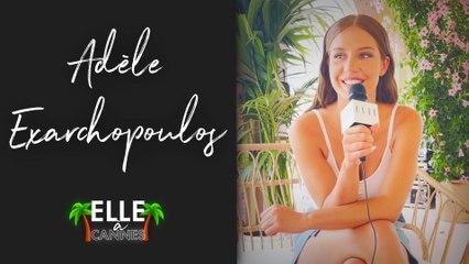 Cannes 2021 : Adèle Exarchopoulos n'en a « Rien à foutre »