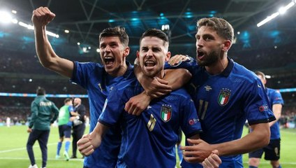 Italy Wins UEFA Euro 2020