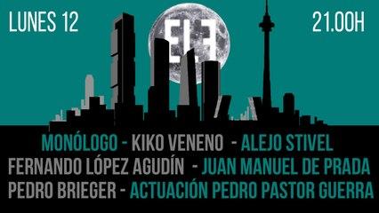 Juan Carlos Monedero: con miedo no hay democracia - En la Frontera, 12 de julio de 2021