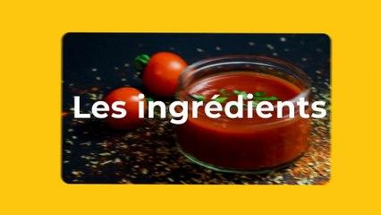 Recette de panna cotta à la tomate