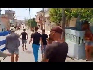 Protestas en Manzanillo