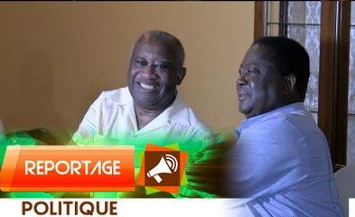 Alliance FPI-PDCI, Gbagbo et Bédié dévoilent leur objectif