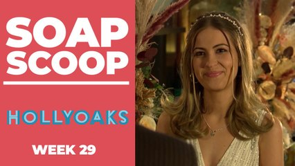 Hollyoaks Soap Scoop! Summer and Brody's wedding drama