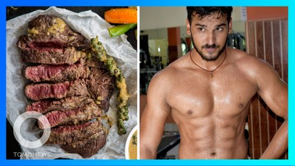Pria Makan Daging untuk Terlihat Lebih Maskulin, Menurut Studi - TomoNews