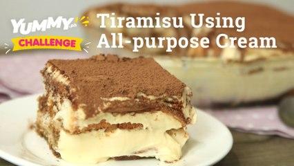 How To Make Tiramisu Using Affordable Ingredients   Yummy PH