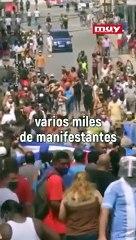 ¿Qué está pasando en Cuba? Las mayores protestas en la isla de los últimos 30 años