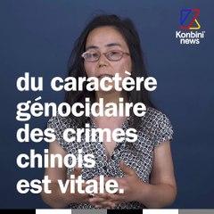 Pour que la France reconnaisse le génocide des Ouïghours en Chine | Le Speech de Dilnur Reyhan