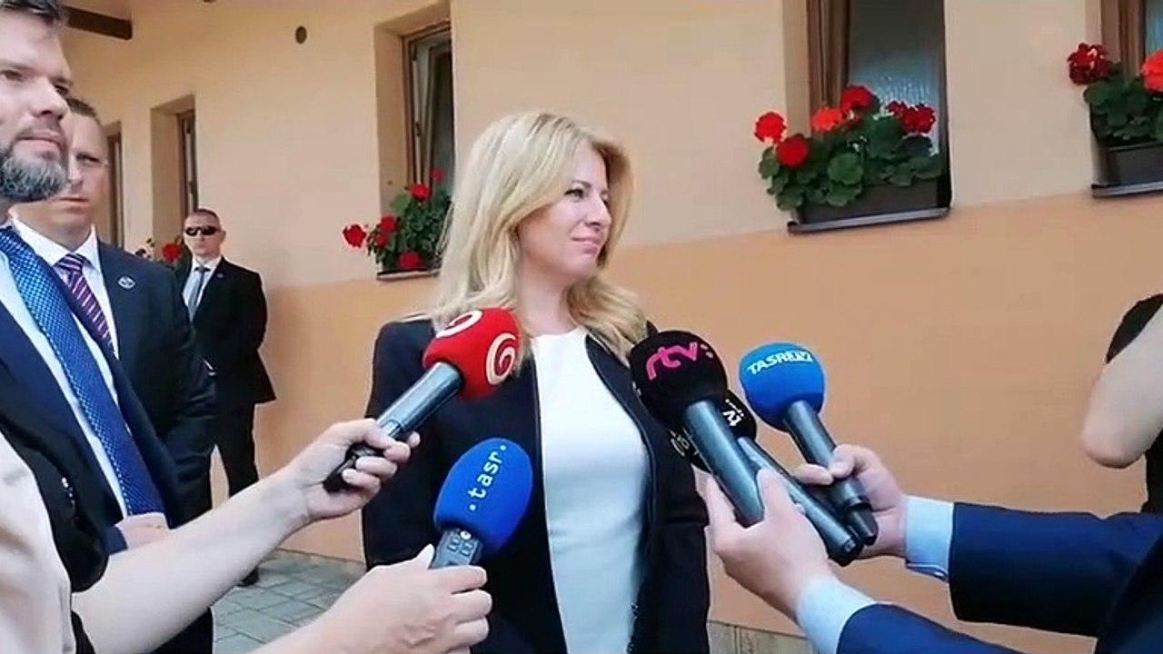 Vyhlásenie prezidentky SR Zuzany Čaputovej po stretnutí s oravskými starostami