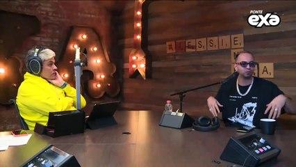 Justin Quiles nos acompaña dese cabina para #JessieEnExa (458)