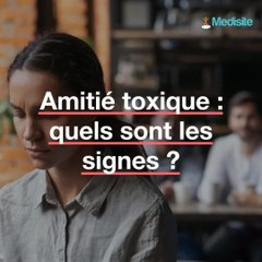 Amitié toxique : quels sont les signes ?