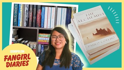 I Have At Least 250 Books In My Collection! | Cosmo Fangirl Diaries | Fridays