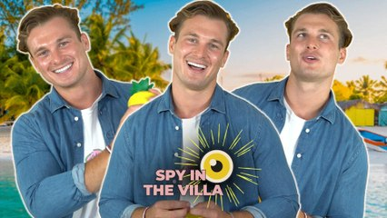 """Love Island 2021's Chuggs answers BIG questions on his time in the villa   """"Team Kaz all the way!"""""""