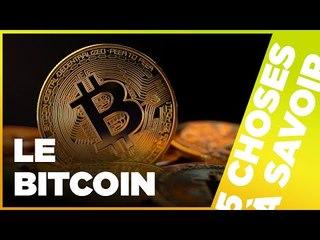 LA MONNAIE DU FUTUR ?! - 5 Choses à Savoir sur le Bitcoin.