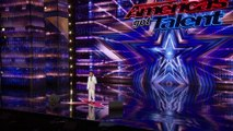10-Year-Old Peter Rosalita SHOCKS The Judges With  All By Myself  - America's Got Talent 2021