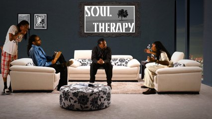 Poetic Lace - Soul Therapy ft. Transparent & Worshippers Victorious (Official Music Video)